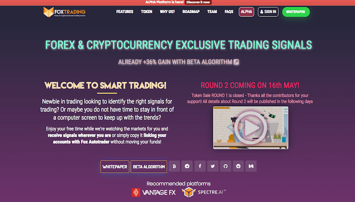 Fox Trading review